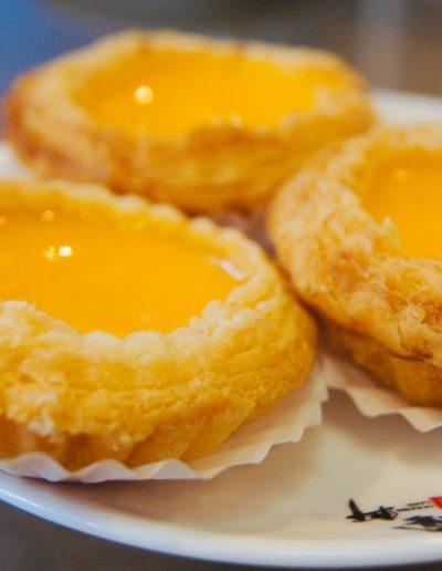 Golden Lane Sunnybank Yum Cha Egg Tarts