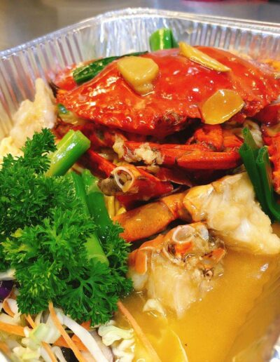 Sunnybank Asian Chinese Food Mud Crab Takeaway Delivery