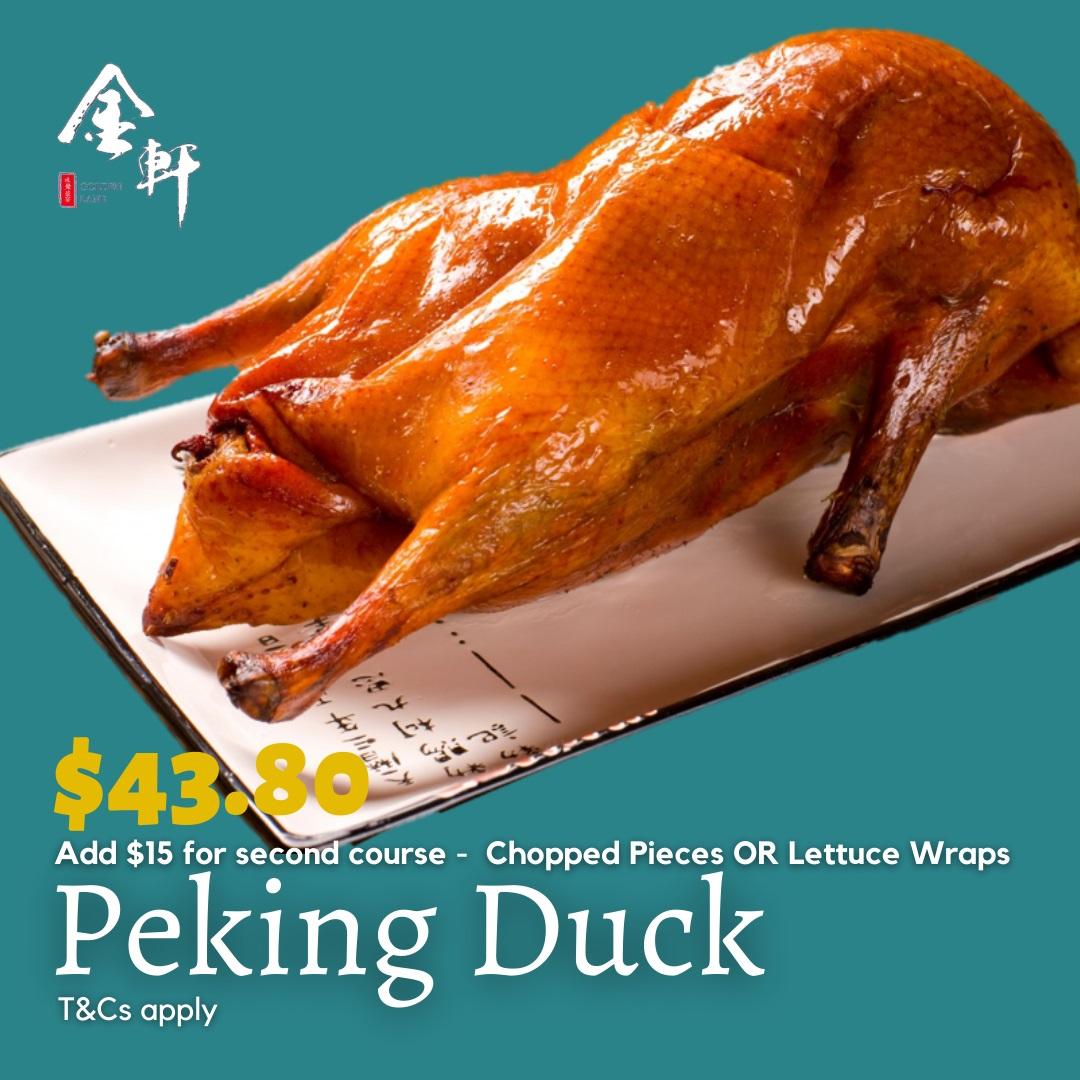 Golden Lane Peking Duck Dining Deals