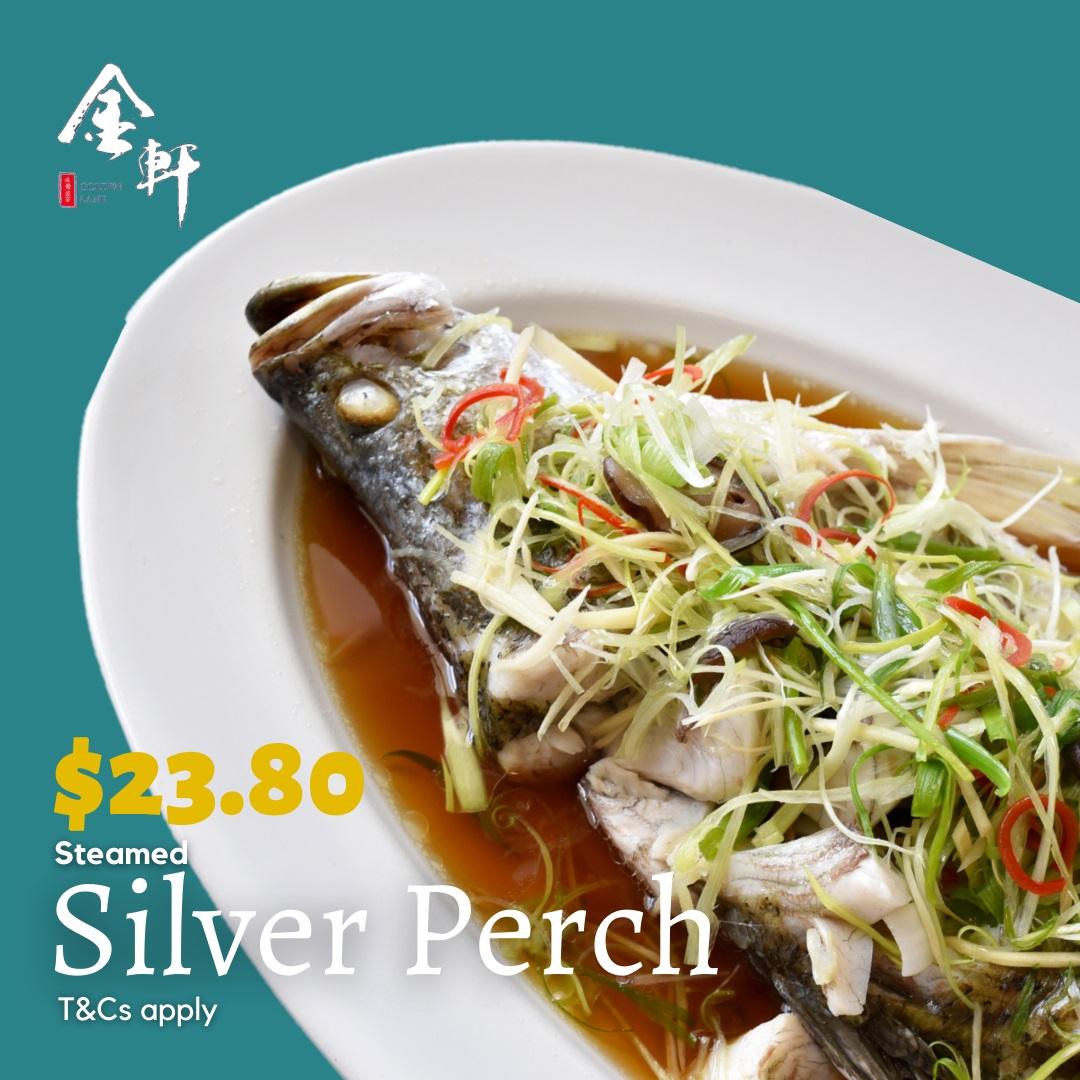 Golden Lane Silver Perch Dining Deals