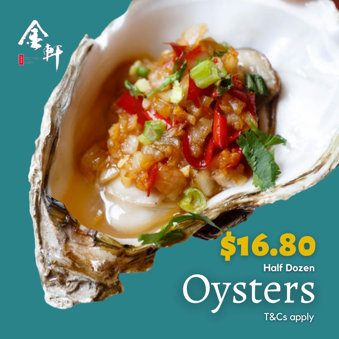 Golden Lane Oysters Dining Deals